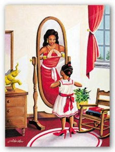 Every Little Girl's Dream by Lester J. KernHappy Centennial to my wonderful and amazing sorority - DELTA SIGMA THETA SORORITY INCORPORATED...more to come...