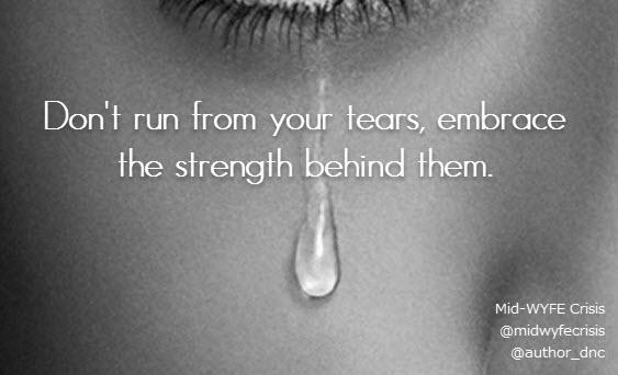 Tears post
