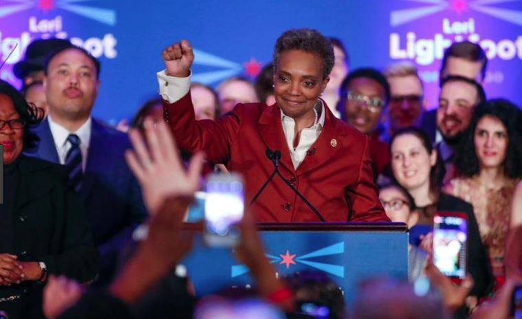 Lori-Lightfoot-first-black-gay-woman-of-Chicago